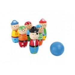 Mini Bowling Piraten