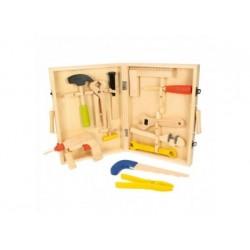Kinder Werkzeugkoffer - Bigjigs Toys
