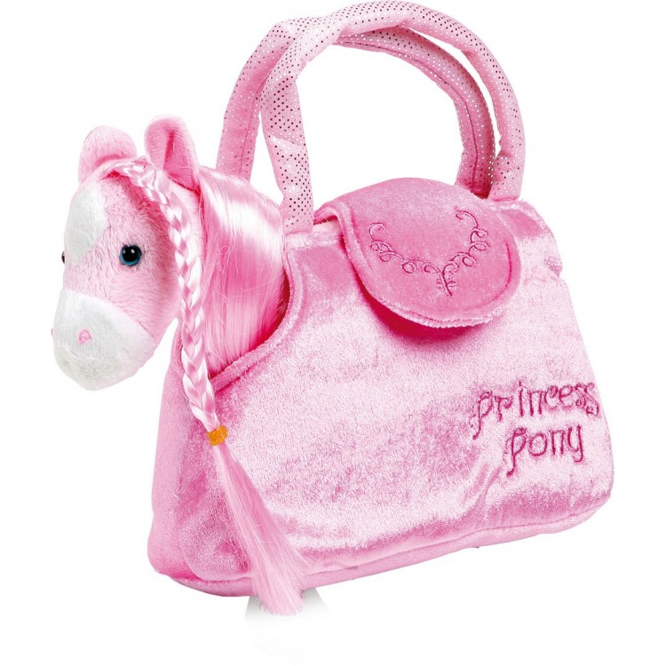 """Pony in der Tasche """"Paulina"""