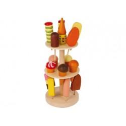 Eisständer - Spielküche Zubehör