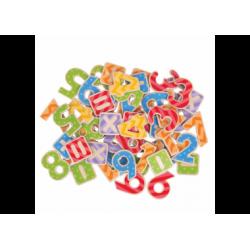 Magnetzahlen Holz - Bigjigs Toys