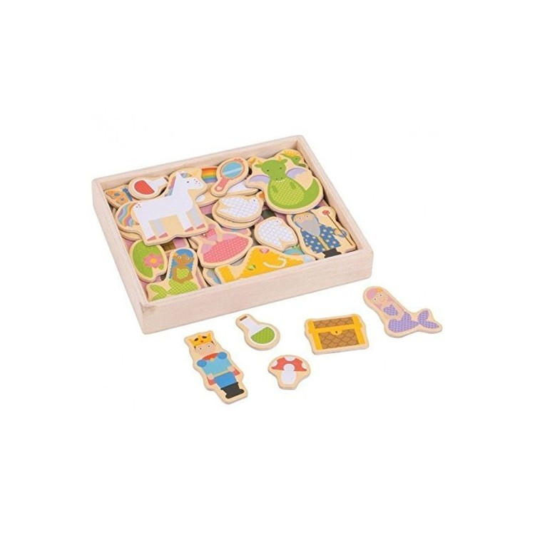 Magnete Märchenwelt - Bigjigs Toys