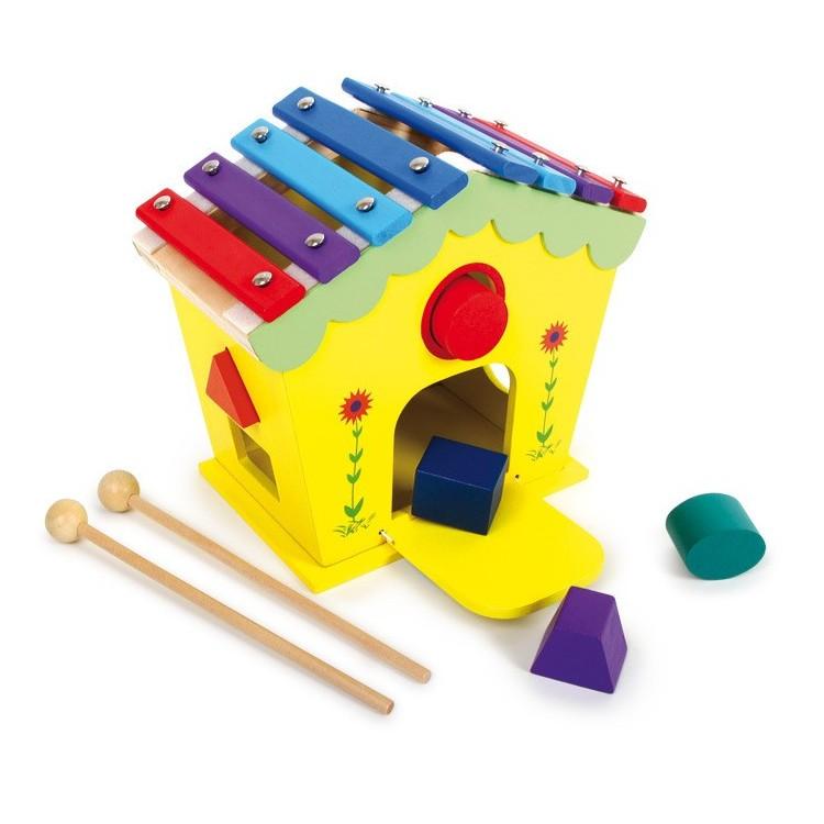"""Klang- und Spielhaus """"Dodoo"""