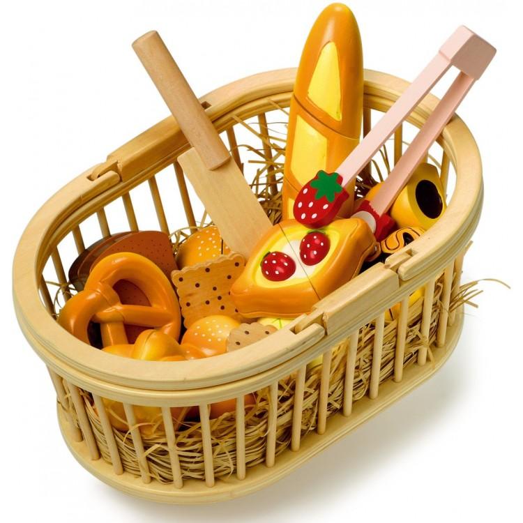 Schneide Picknickkorb für Kinder