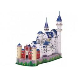 3D Puzzle - Schloss Neuschwanstein