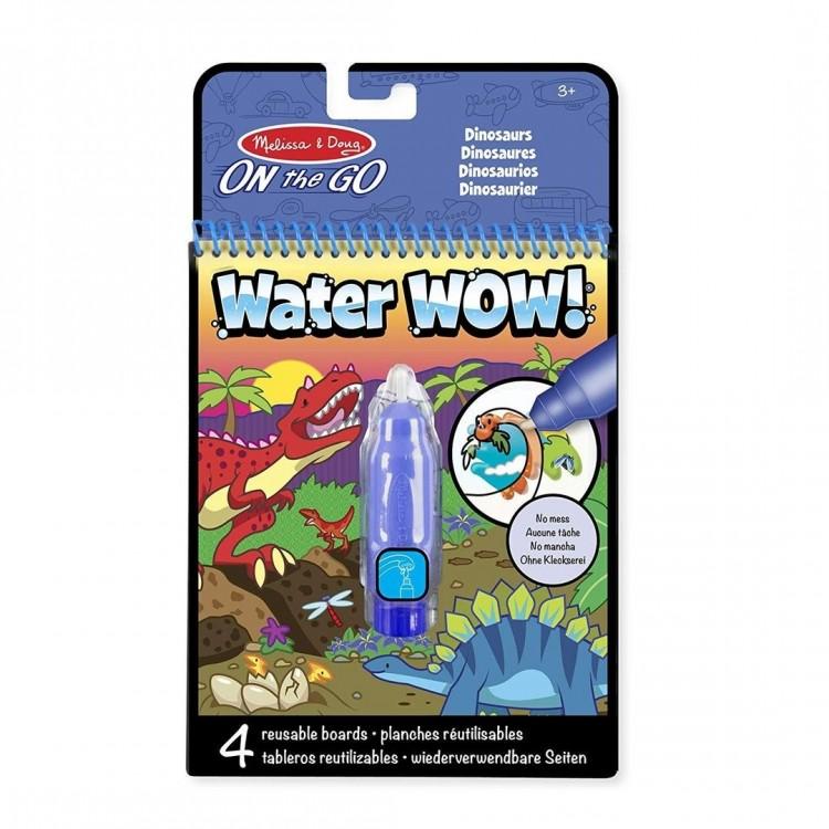 Wasserstift - Malbuch - Water Wow Dinosaurier
