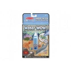 Wasserstift - Malbuch - Water Wow Wassertiere