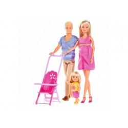 Steffi - Happy Family - schwangere Puppe