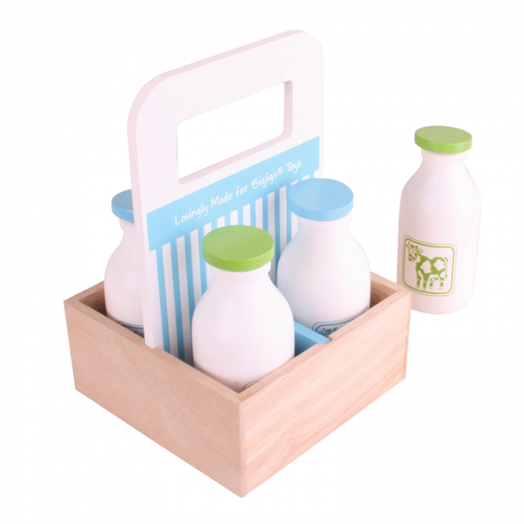Kaufladen Zubehör - Milch