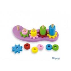 Mathematische Gears Spielzeug
