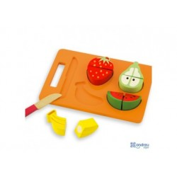 Schneidebrett Früchte