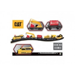 Kinder-Eisenbahn - CAT Zugset