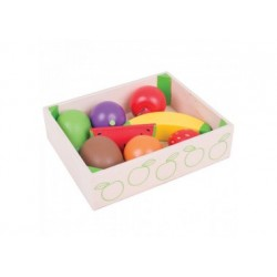 Kaufladen Zubehör - Früchte Box