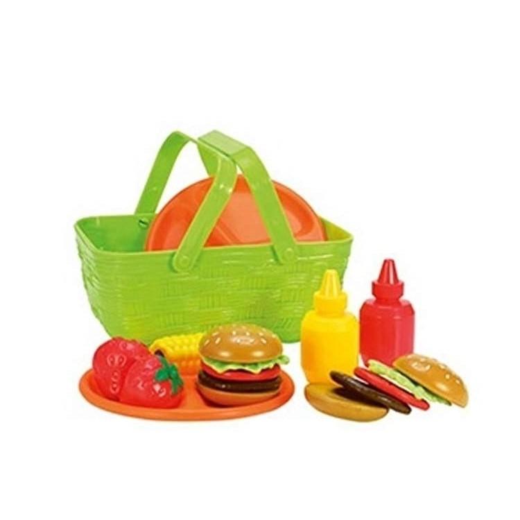 Kinder Picknickkorb - Spielset