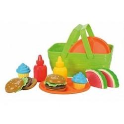 Spielküche Zubehör - Picknickkorb