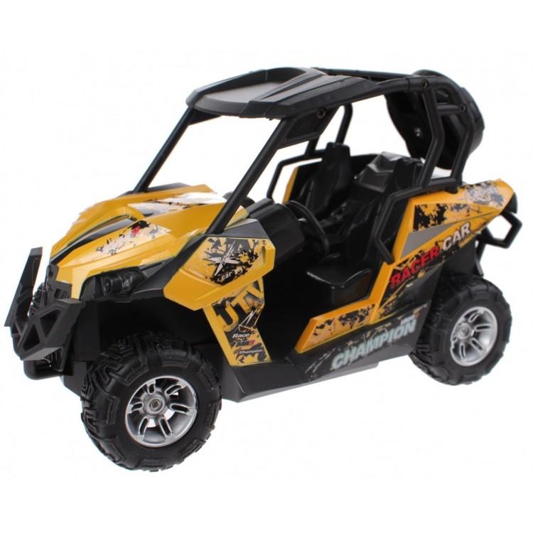 RC Auto - gelb