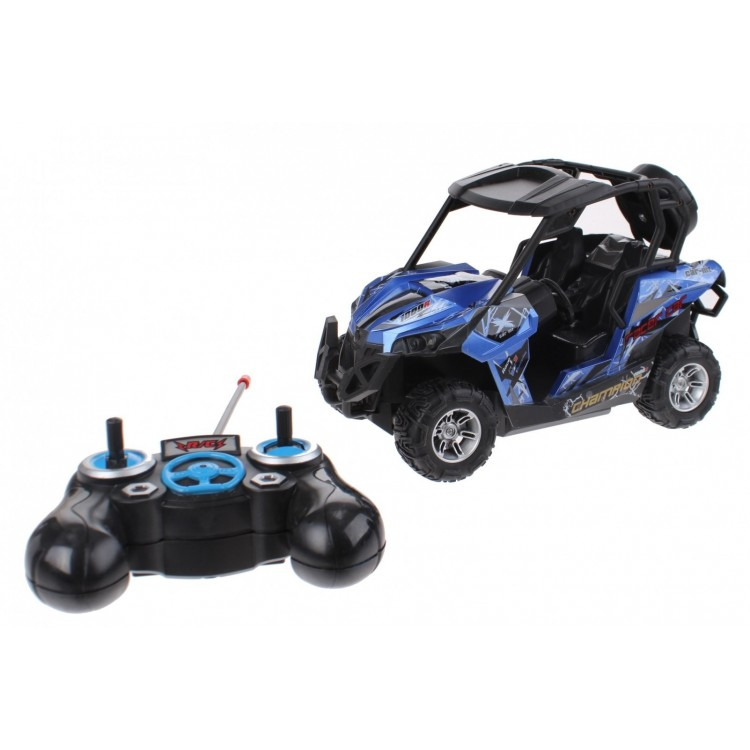 RC Auto - blau
