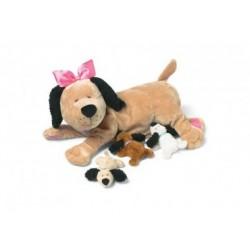 Plüschtier - Hund - Manhattan Toy