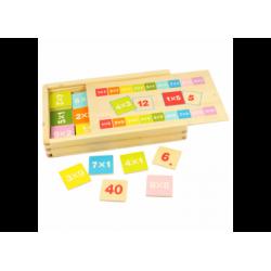Multiplikationstabelle Box - Lernspielzeug