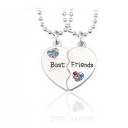 Best Friends - Freundschaftsketten für 2 Mädchen