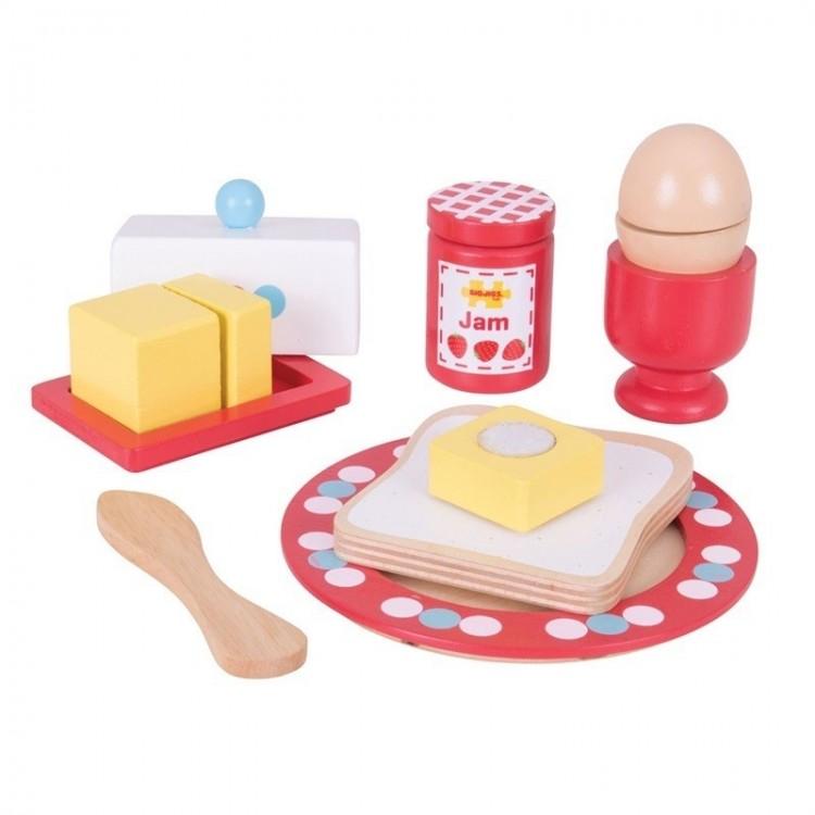 Spielzeug - Frühstücksset