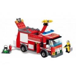 City Feuerwehrfahrzeug