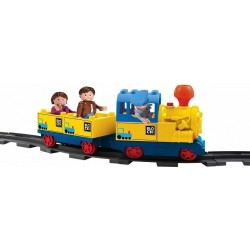 Eisenbahn - Kleines Zugset