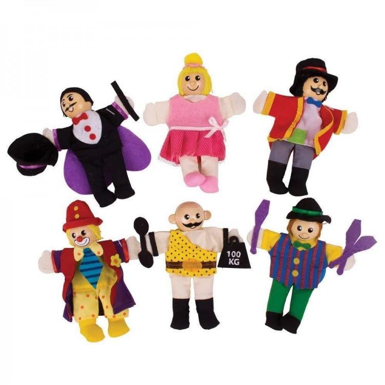 Fingerpuppen - Bigjigs Toys