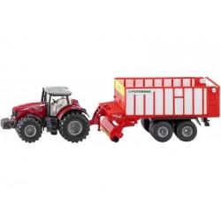 Siku 1987 - Massey Ferguson Traktor