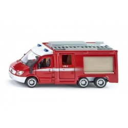 Siku 2113 - Mercedes-Benz Sprinter 6x6 Feuerwehr