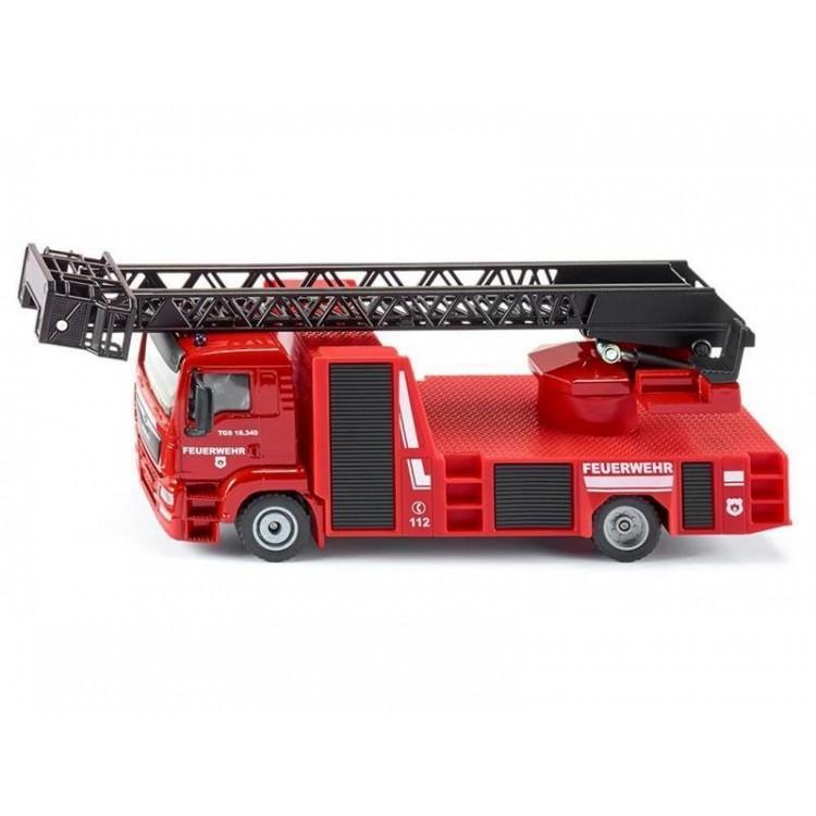 Siku 2114 MAN Feuerwehr Drehleiter