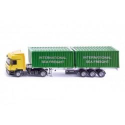 Siku 3921 - LKW mit Container