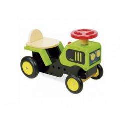 Rutscher Traktor aus Holz von Vilac