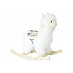 Schaukelpferd - Lama