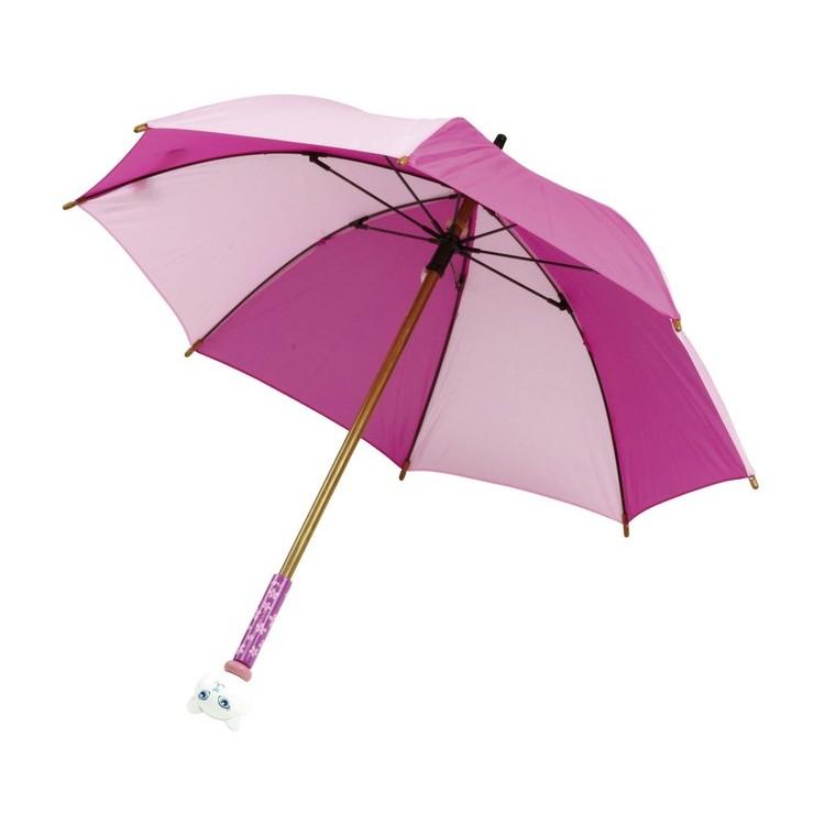 Kinder Regenschirm Katze Vilac