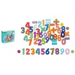 Vilac Magnete Zahlen aus Holz