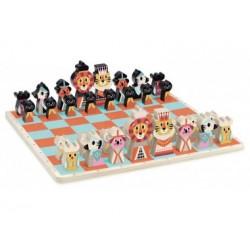 Schachspiel für Kinder - Vilac