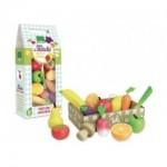 Vilac Früchte und Gemüse Set aus Holz