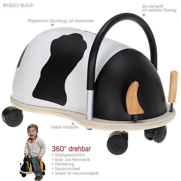 Wheely Bug Rutscher gross - Kuh