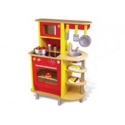 Vilac Spielküche gross aus Holz