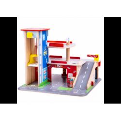 Spielparkhaus - Autoservice