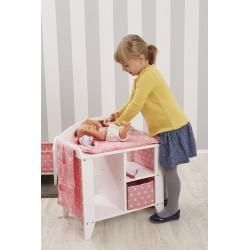 Puppen - Wickelkommode Howa
