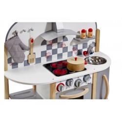 Spielküche aus Holz Gourmet