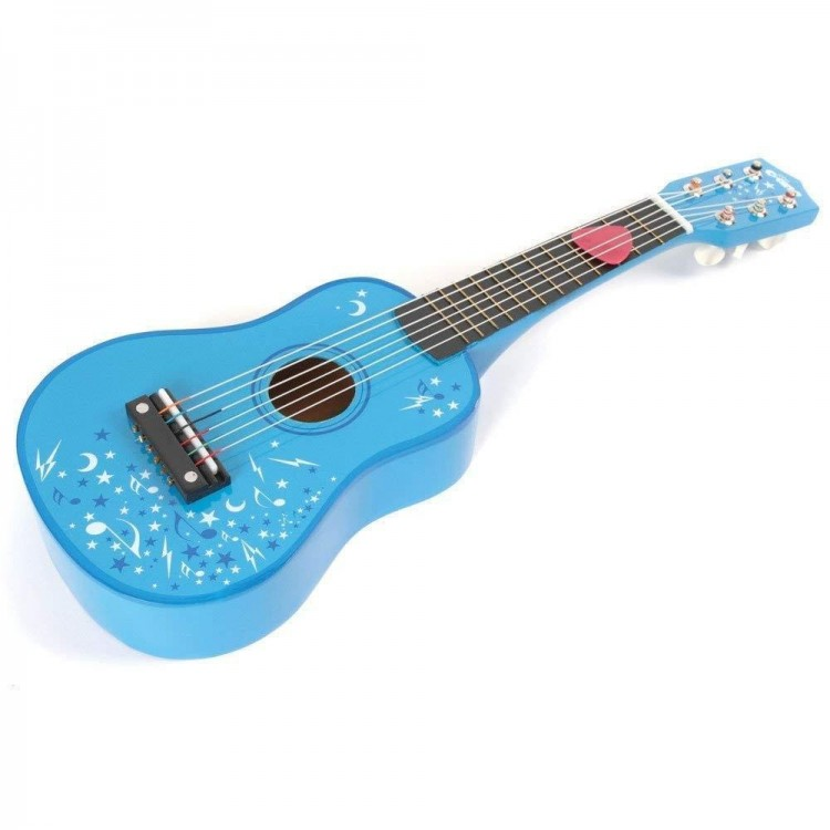 Kindergitarre - Spielwaren, blau