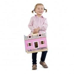 Puppenhaus - Holz von Melissa und Doug
