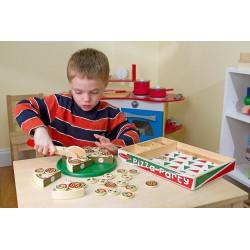 Pizza - Holzspielzeug - Melissa und Doug