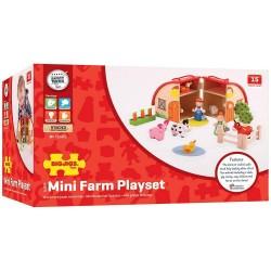 Bauernhof Mini Spielset