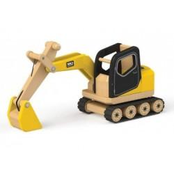 Holz Bagger - Baufahrzeuge