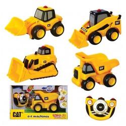 CAT Kinder-Baufahrzeuge
