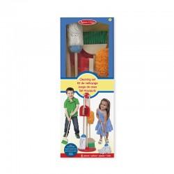 Putzset für Kinder aus Holz